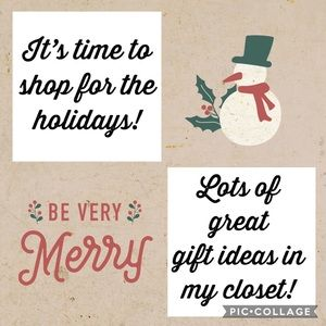 Other - It's time to shop for the holidays!